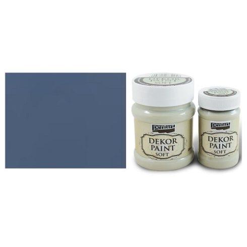 Dekor Paint Soft - Indigókék -  230ml