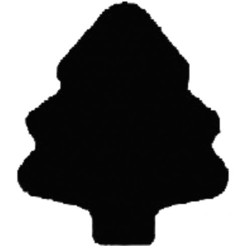Mintalyukasztó - 16mm - fenyőfa