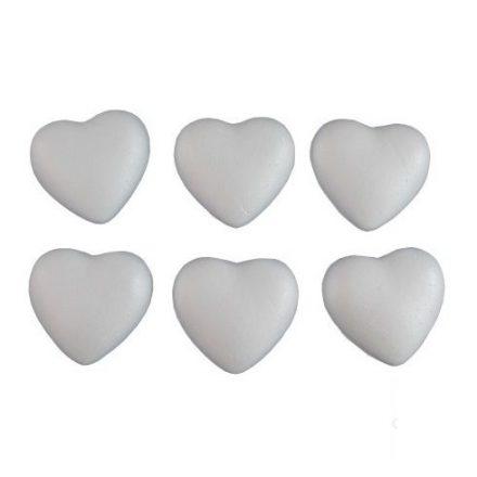 Hungarocell szív - 7cm