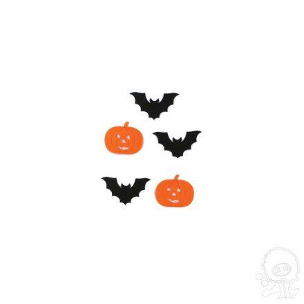 Filc díszek - Halloween, denevéres