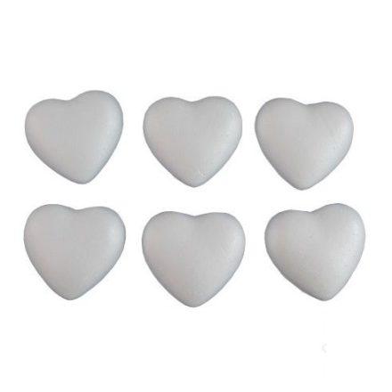 Hungarocell szív - 5cm