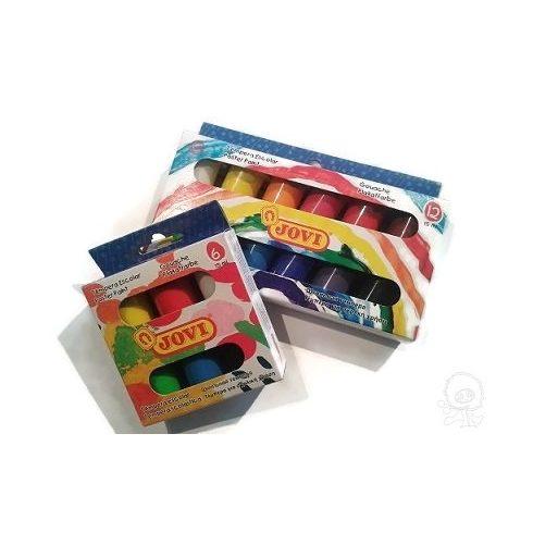 Jovi tempera 6 szín