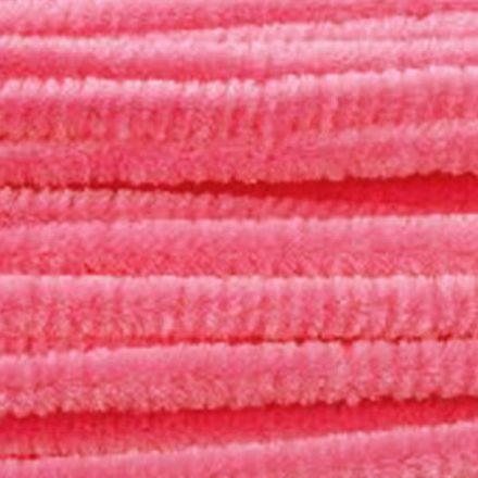 Zsenília drót - rózsaszín