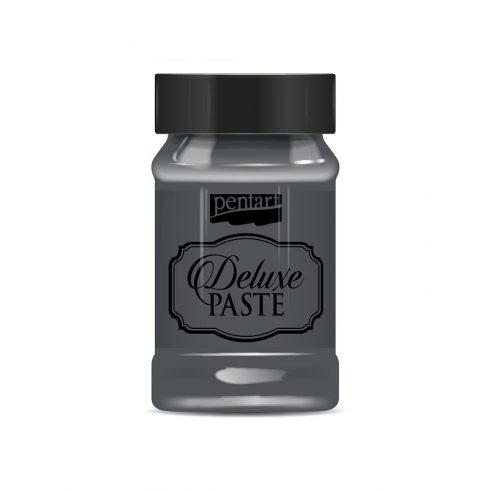 Pentart-Deluxe-Paszta-antracit