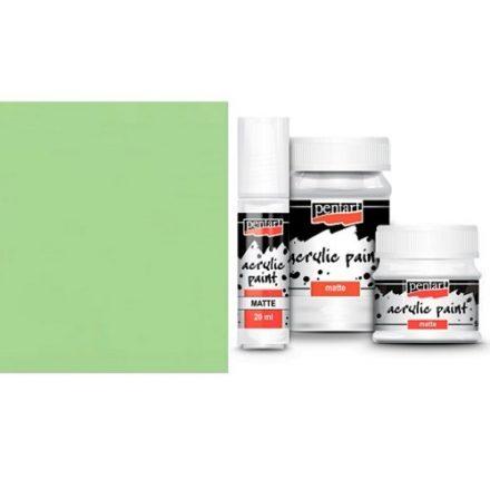Matt akril festék - Mojito zöld - 20ml