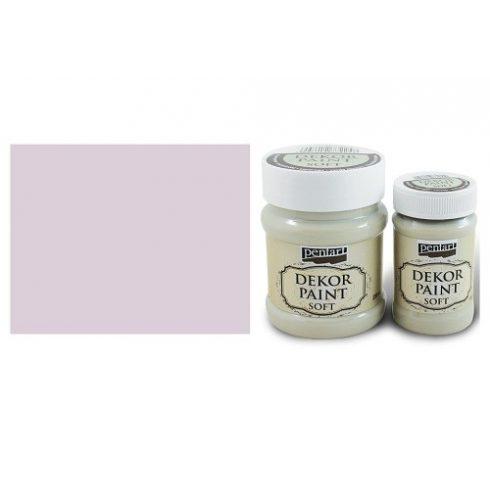 Dekor Paint Soft - Viktoriánus rózsaszín - 100ml