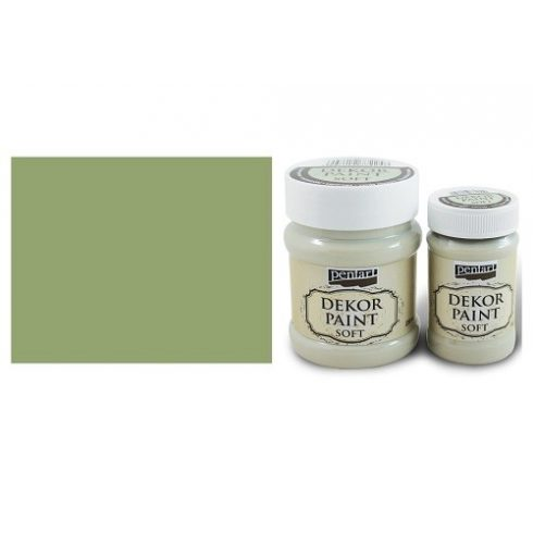 Dekor Paint Soft - Oliva - 100ml