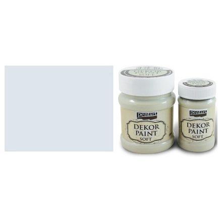 Pentart Dekor Paint Soft - Törtfehér -  230ml