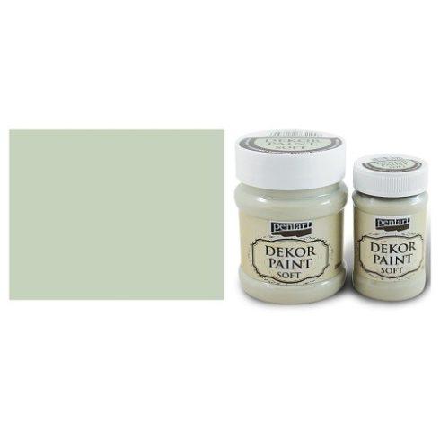 Pentart Dekor Paint Soft - Zuzmózöld -  230ml