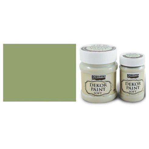 Pentart Dekor Paint Soft - Oliva -  230ml