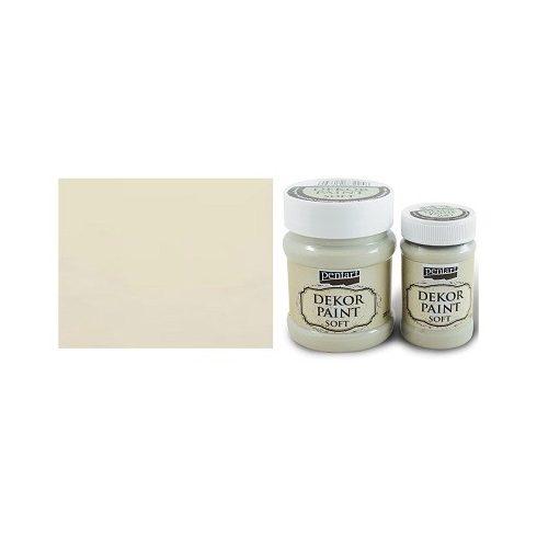 Pentart Dekor Paint Soft - Barack - 100ml