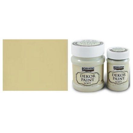 Pentart Dekor Paint Soft - Tojáshéj - 100ml