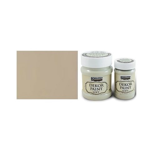 Dekor Paint Soft - Cappuccino - 100ml