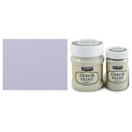 Pentart Dekor Paint Soft - Világos lila - 100ml