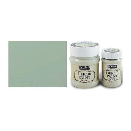 Pentart Dekor Paint Soft - Country zöld - 100ml
