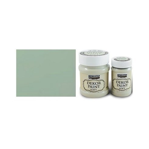 Dekor Paint Soft - Country zöld - 100ml