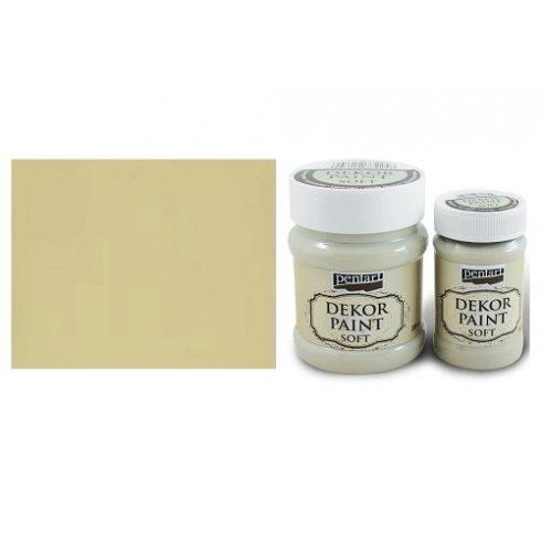 Pentart Dekor Paint Soft - Tojáshéj -  230ml