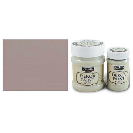 Pentart Dekor Paint Soft - Tejcsokoládé -  230ml