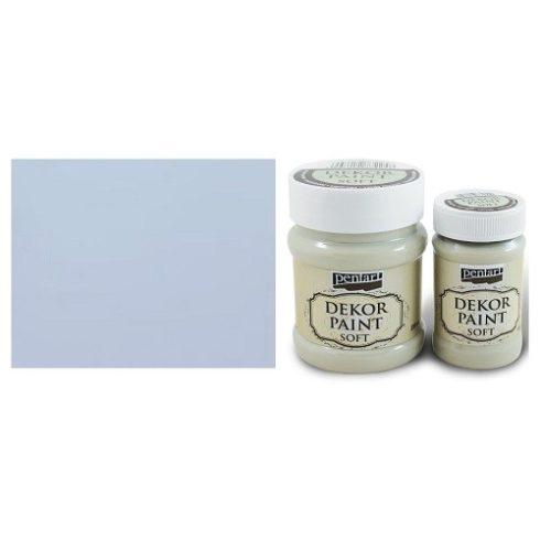 Pentart Dekor Paint Soft - Galambszürke -  230ml