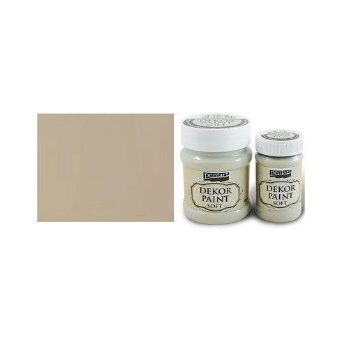 Pentart Dekor Paint Soft - Cappuccino - 500ml