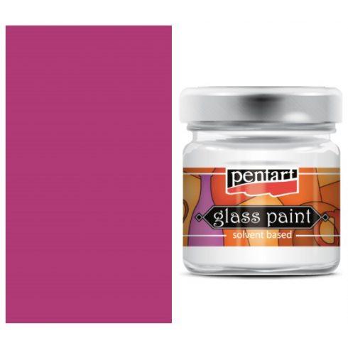 Pentart-oldoszeres-uvegfestek-pink