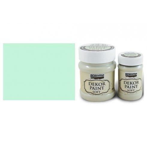 Dekor Paint Soft - Mentazöld -  230ml