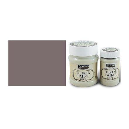 Pentart Dekor Paint Soft - Country lila -  230ml