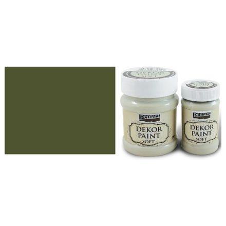 Pentart Dekor Paint Soft - Tövis -  230ml