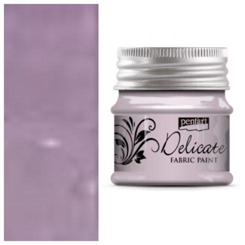 Delicate textilfesték lilaezüst