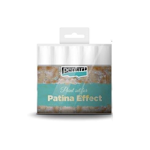 Patina hatás - festék szett