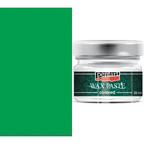 Színes viaszpaszta - zöld