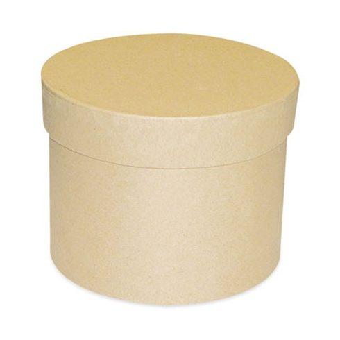 Karton doboz - henger - nagy