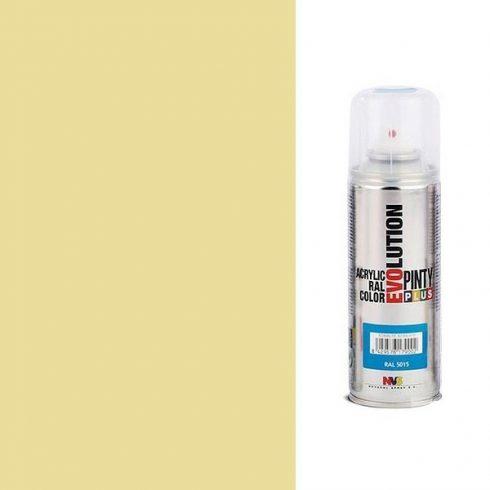 Akrilfesték spray, EVOLUTION fényes - 1014 krém