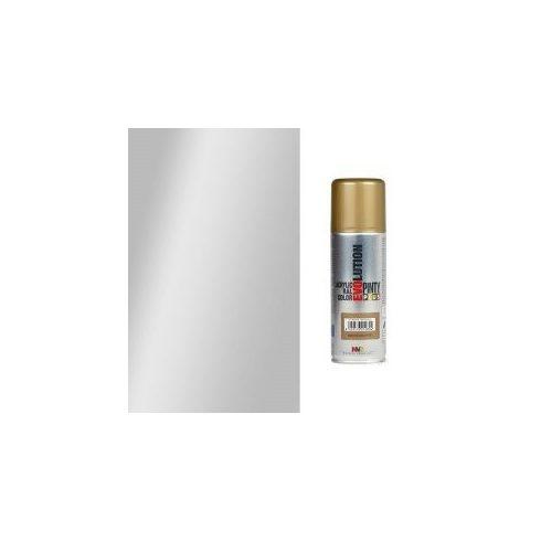 Akrilfesték spray, EVOLUTION fényes - P150 ezüst