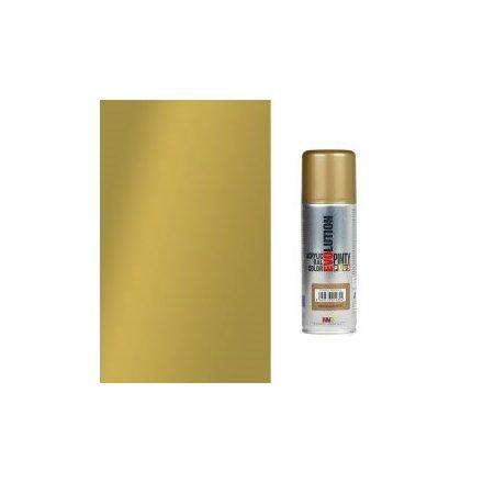 Akrilfesték spray, EVOLUTION fényes - P151 arany