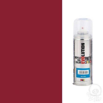 Akrilfesték spray, EVOLUTION fényes - 3003 rubinvörös