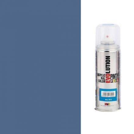 Akrilfesték spray, EVOLUTION fényes - 5023 páfránykék