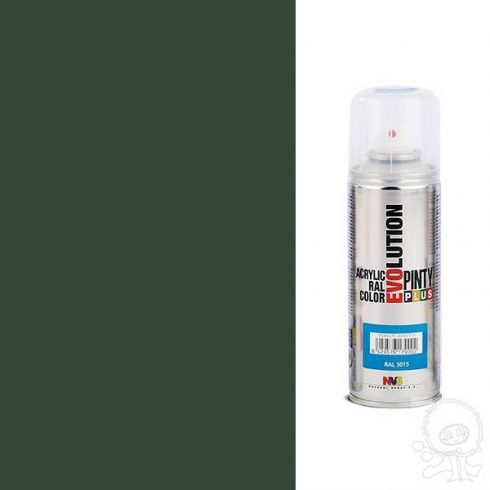 Akrilfesték spray, EVOLUTION fényes - 6009 fenyőzöld