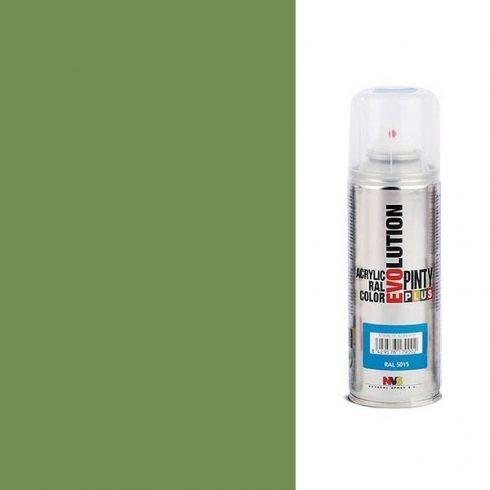 Akrilfesték spray, EVOLUTION fényes - 6011 kekizöld