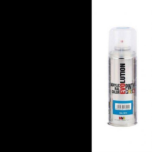 Akrilfestek-spray-EVOLUTION-selyemfenyu-9005-fekete