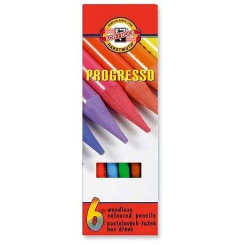 Színes porpasztel ceruza készlet - Progresso Koh-I-Noor