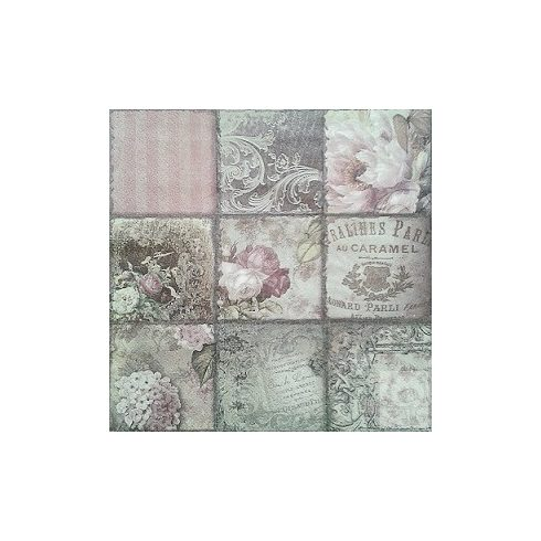 Textúrás szalvéta - Caramel