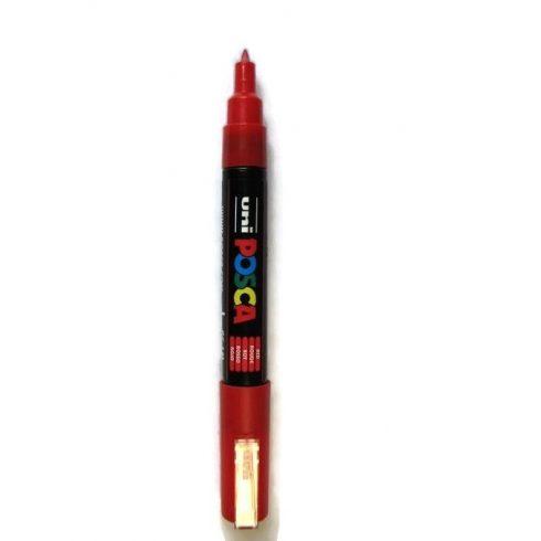 POSCA toll PC-1M-0,7mm - Piros