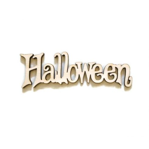 fa felirat - Halloween