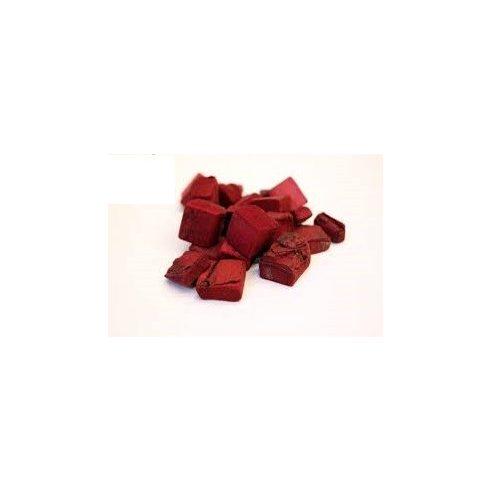 Terméscsomag - fa négyzetek - piros