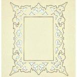 Papír dekoráció, chipboard