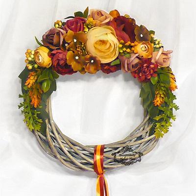 őszi dekorációk házilag