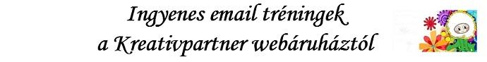 ingyenes email tréningek