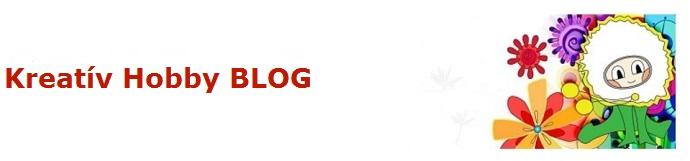kreatív hobby blog