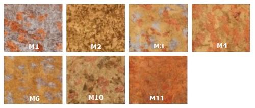 füstfólia pehely színminta
